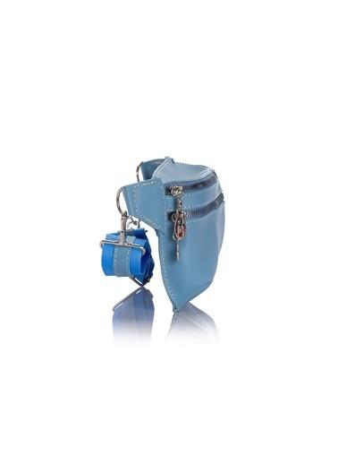 Muggo Bel Çantası Mavi